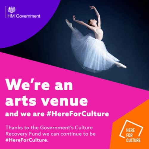 Cultural recovery fund image