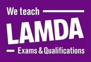 We Teach LAMDA Exams & Qualifications